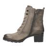 Dámská kotníčková obuv bata, šedá, 696-2604 - 26