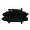 Černá kabelka v lakované úpravě bata, černá, 961-6619 - 15