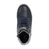 Chlapecké kotníčkové tenisky mini-b, modrá, 391-9600 - 19