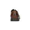 Pánské kožené polobotky rockport, hnědá, 824-6036 - 17