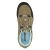 Dámská kožená obuv v Outdoor stylu power, béžová, 503-3829 - 19