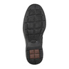 Kožená kotníčková obuv pánská comfit, černá, 824-6718 - 26