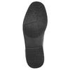 Černé kožené polobotky rockport, černá, 824-6106 - 26
