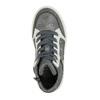 Dívčí kotníčkové tenisky se zipem north-star, šedá, 321-2601 - 19