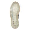 Kožená kotníčková obuv s barevným květinovým vzorem weinbrenner, 596-2640 - 26