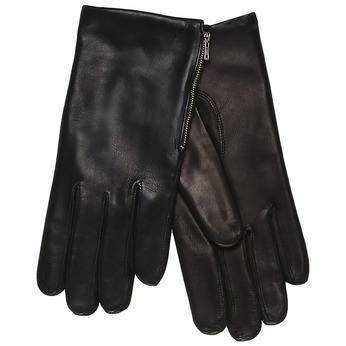 Kožené rukavice se zipem junek, černá, 924-6030 - 13