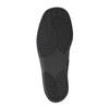 Kožená kotníčková obuv se zipy bata, černá, 594-6634 - 26