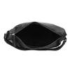 Kožená kabelka s odnímatelným popruhem bata, černá, 964-6233 - 15