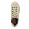 Dámské kožené tenisky skechers, béžová, 503-3323 - 19