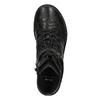 Dámská kotníčková obuv bata, černá, 526-6602 - 19