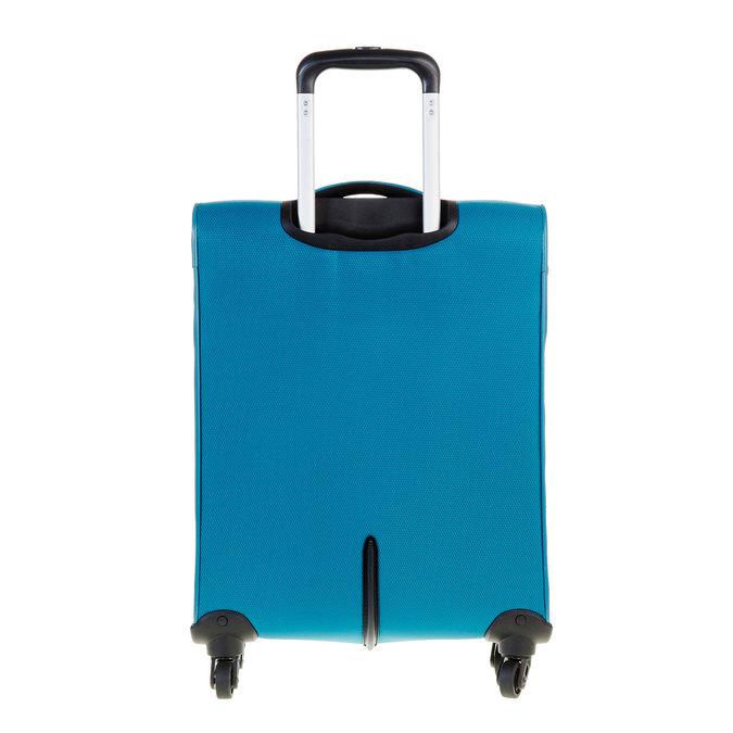 Cestovní kufrt na kolečkách roncato, tyrkysová, 969-7638 - 26