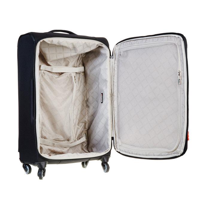 Cestovní kufr na kolečkách roncato, černá, 969-6633 - 15