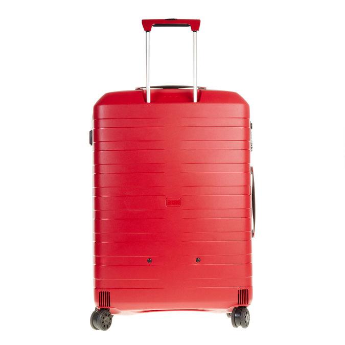 Cestovní kufr na kolečkách roncato, červená, 960-5604 - 26