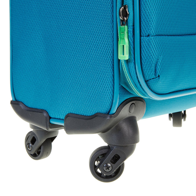 Cestovní kufrt na kolečkách roncato, tyrkysová, 969-7638 - 19