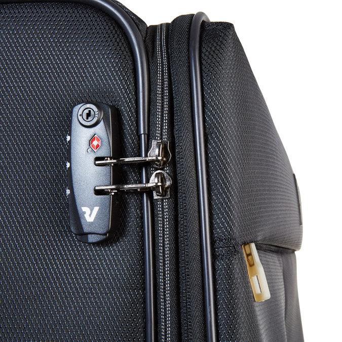 Cestovní kufr roncato, černá, 969-6635 - 17
