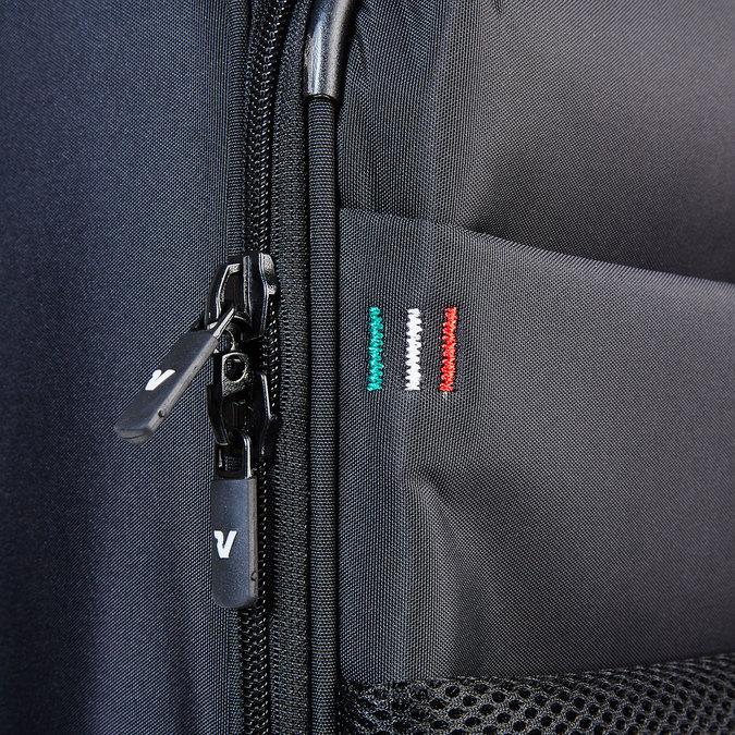 Cestovní kufr na kolečkách roncato, černá, 969-6634 - 17