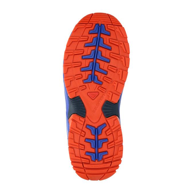 Dětská sportovní obuv salomon, modrá, 499-9007 - 26