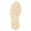 Kožená kotníčková obuv napapijri, modrá, 893-9003 - 26