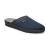 Pánská domácí obuv bata, modrá, 879-9600 - 13