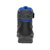 Dětská zimní obuv mini-b, černá, 499-6103 - 17