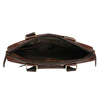 Pánská kožená brašna bata, hnědá, 964-4204 - 15