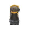 Dětská zimní obuv na suché zipy mini-b, hnědá, 499-3103 - 17