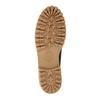 Dámská kožená zimní obuv weinbrenner, hnědá, 594-4491 - 26