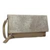 Elegantní kožené psaníčko gabor-bags, hnědá, 966-8005 - 13
