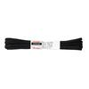 Tkaničky kulaté bavlněné 100 cm bata, černá, 901-6101 - 13