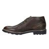 Kožené Chukka Boots bata, hnědá, 824-4701 - 26