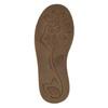 Dětská zimní obuv s kožíškem mini-b, hnědá, 399-8247 - 26