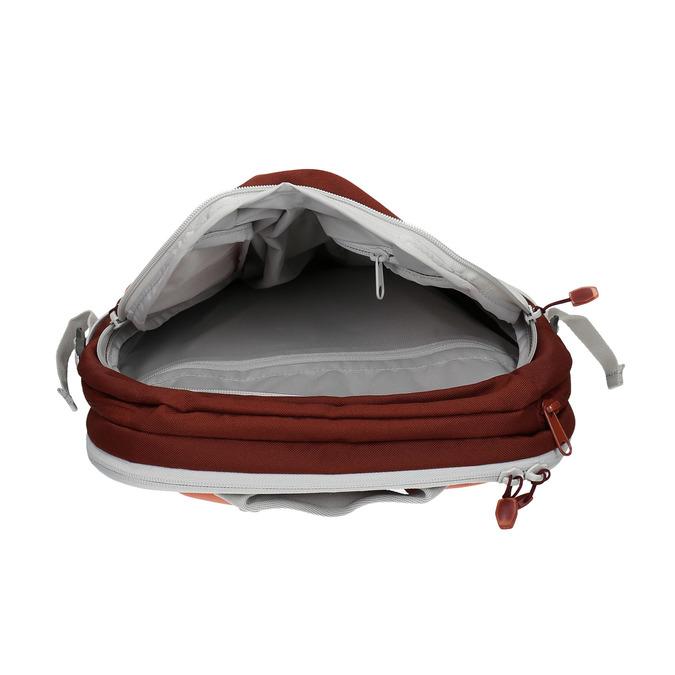 Ležérní batoh aevor, červená, 969-5064 - 15