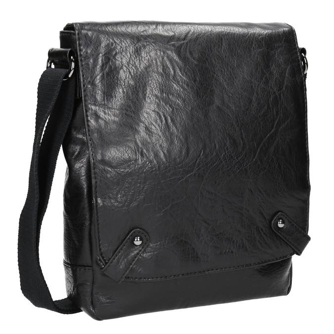Pánská Crossbody taška bata, černá, 961-6262 - 13