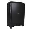 Černý cestovní kufr na kolečkách samsonite, černá, 960-6114 - 13