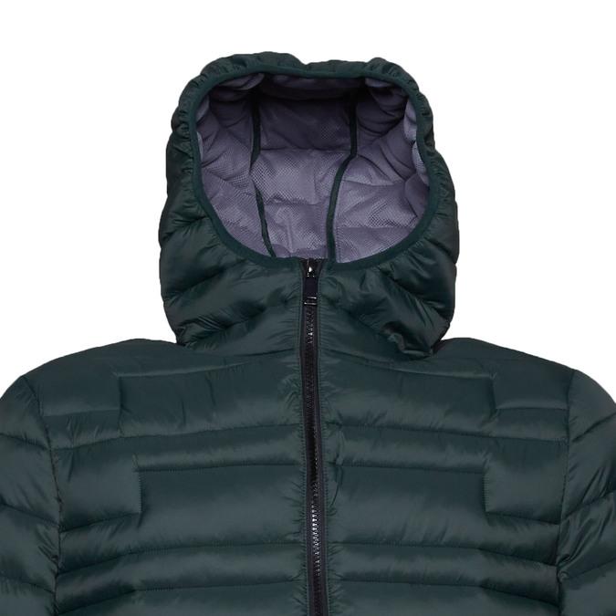 Pánská zimní bunda bata, zelená, 979-7627 - 16