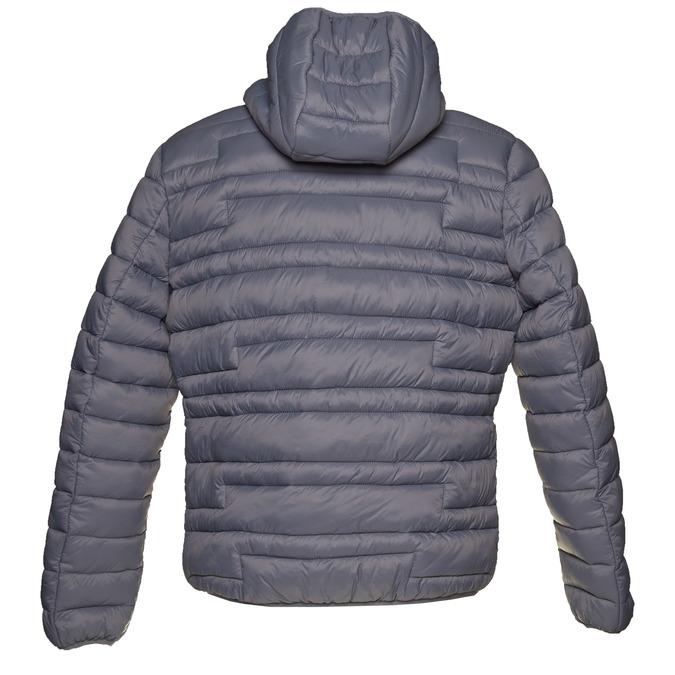 Pánská bunda s kapucí bata, šedá, 979-2627 - 26