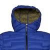 Pánská bunda s kapucí bata, modrá, 979-9627 - 15