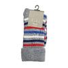 Teplé dětské ponožky bata, šedá, 919-2434 - 13