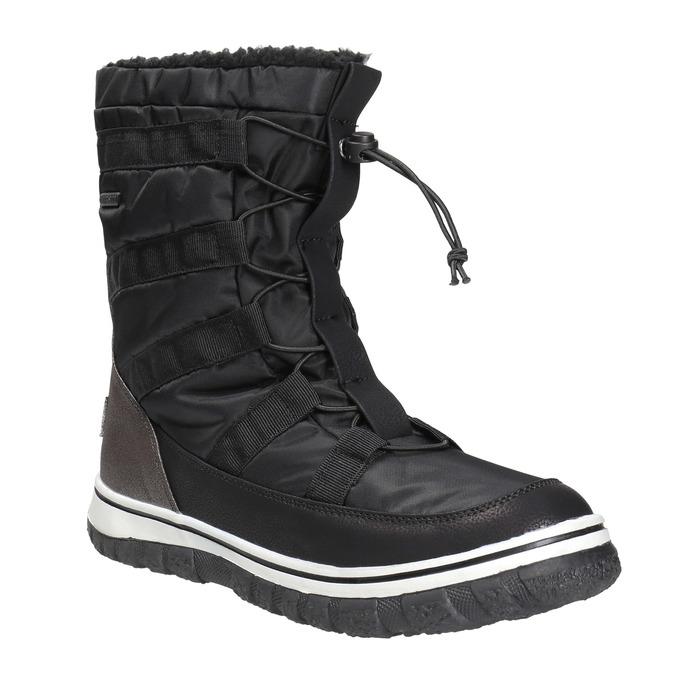 Dámské sněhule se zateplením bata, černá, 599-6611 - 13