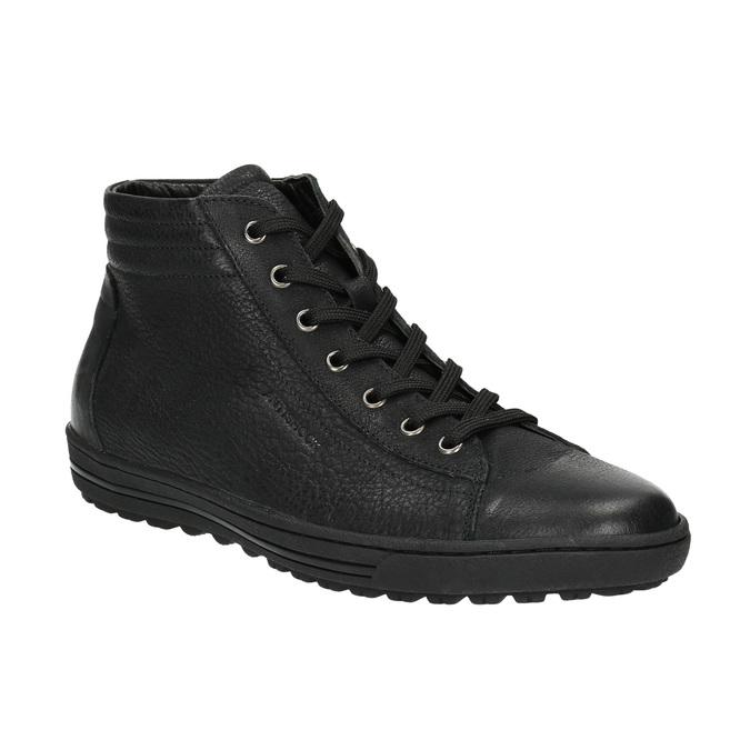 Dámské kotníčkové tenisky bata, černá, 594-6659 - 13
