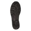 Pánská kožená kotníčková obuv weinbrenner, hnědá, 896-4110 - 26