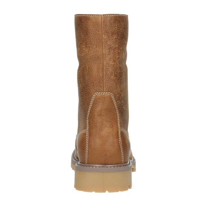 Dámská zimní obuv weinbrenner, hnědá, 596-4638 - 17