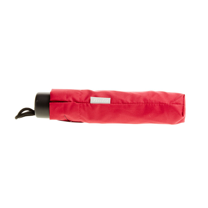 Červený skládací deštník bata, červená, 909-5600 - 16