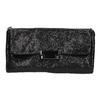 Třpytivé dámské psaníčko bata, černá, 969-6220 - 26