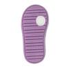Dívčí kotníčková obuv s kytičkami bubblegummers, fialová, 2020-121-9612 - 26