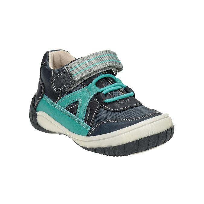 Modrá chlapecká obuv bubblegummers, modrá, 2020-111-9615 - 13