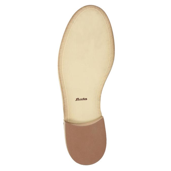 Kožené Chelsea Boots bata, hnědá, 594-3432 - 26