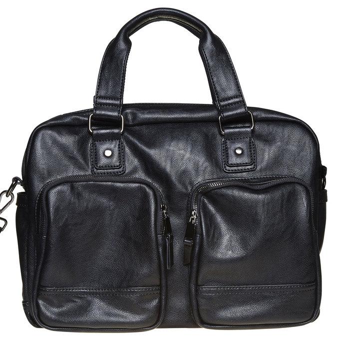 Černá brašna bata, černá, 961-6532 - 17