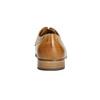 Hnědé kožené polobotky bata, hnědá, 826-8794 - 17