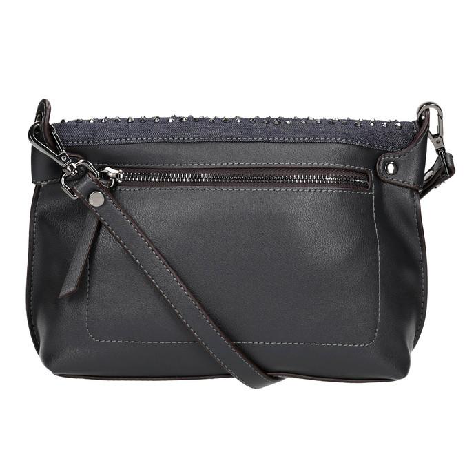 Dámská Crossbody kabelka s hvězdičkami bata, modrá, 2020-961-9302 - 26